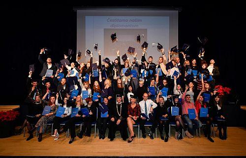 Svečana podelitev diplom