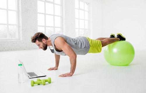 Naj ne bo fit samo glava, ampak tudi telo!