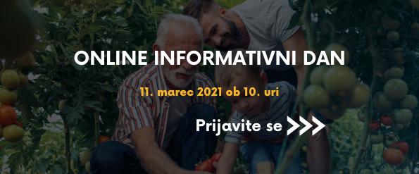 Online informativni dan Mini MBA