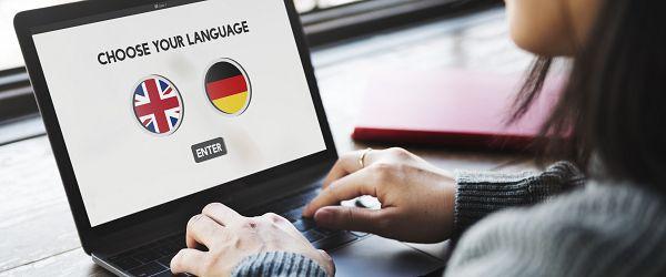 Brezplačno preizkusite online učenje nemščine
