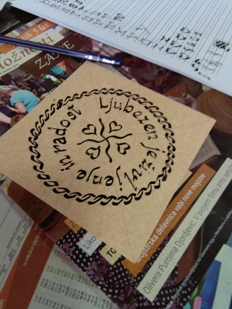 Lepopisje in kaligrafija