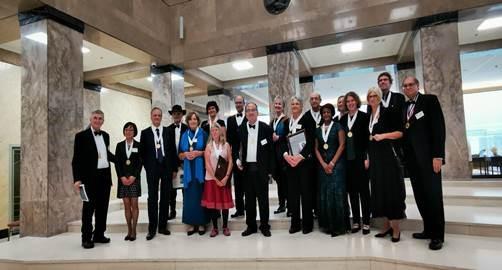 Dr. Ana Krajnc, ki je sodelovala tudi z Doba Fakulteto kot nosilka predmeta, je bila sprejeta v Dvorano slavnih v izobraževanju odraslih.