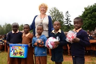 Višja šola - Humanitarnost, donatorstva in sponzorstva