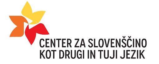 Center za slovenščino kot drugi in tuji jezik