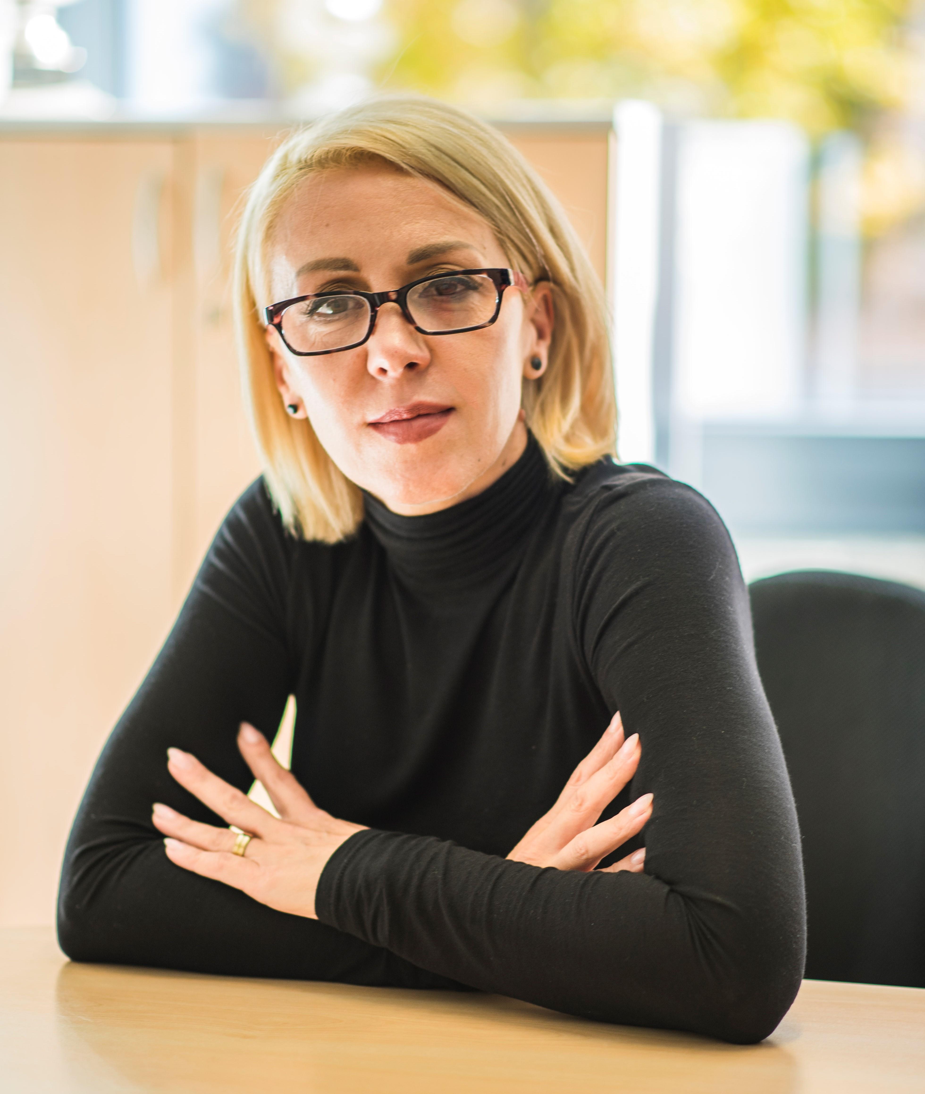Naj Dobina predavateljica po vašem izboru je dr. Suzana Golobb Strmšek