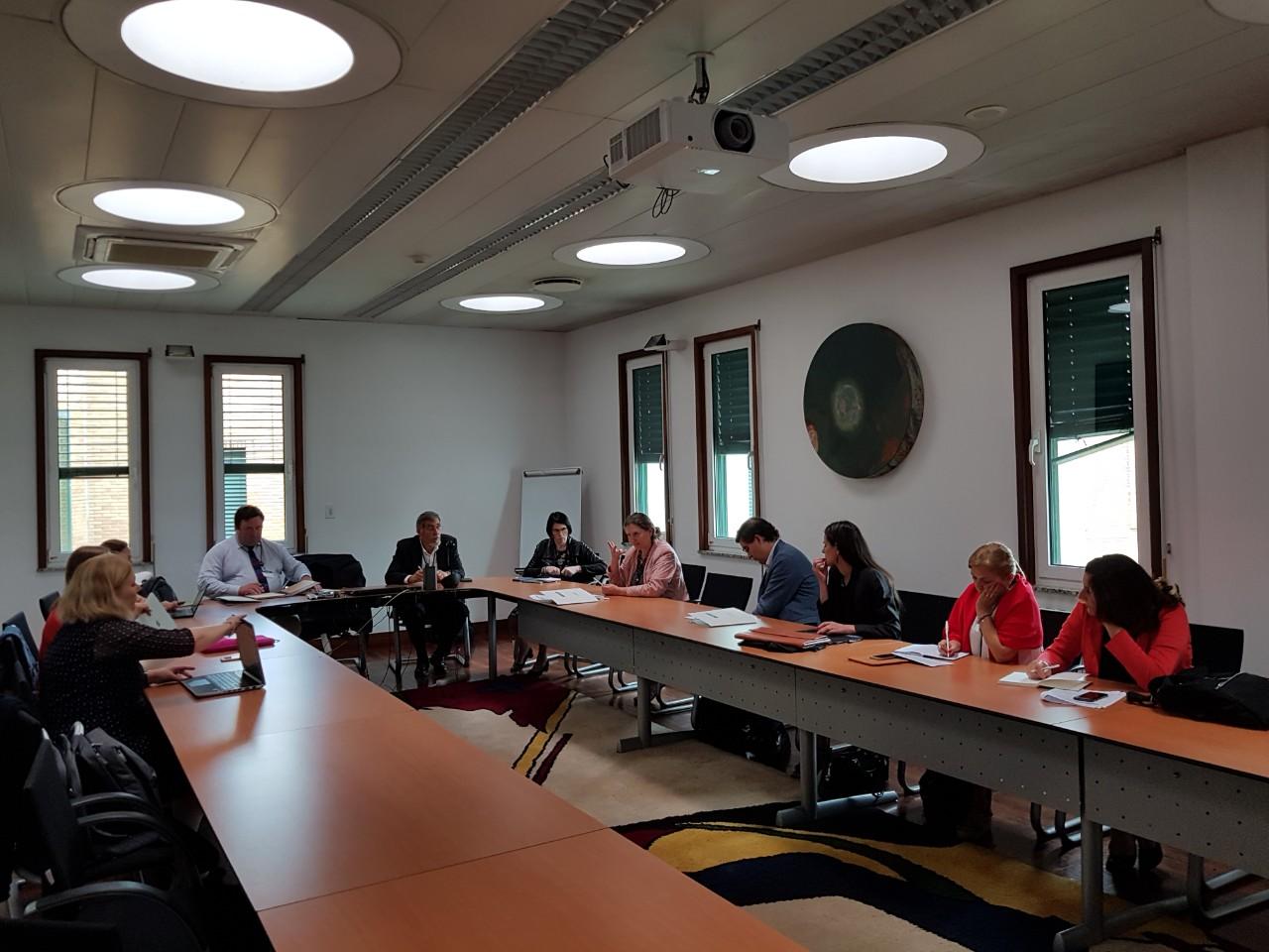 Ravnateljica Višje strokovne šole DOBA se je v sklopu Erasmus mobilnosti udeležila konference v organizaciji EURASHE